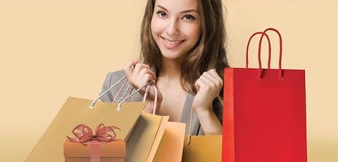 omaggi ai clienti - buono acquisto