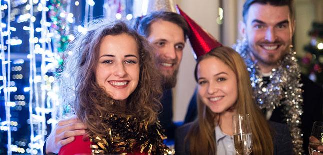 festa di Natale in azienda
